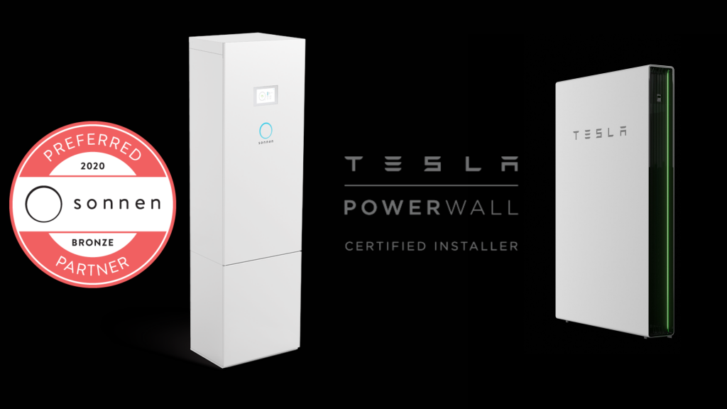 Creative Solar USA is a preferred partner with sonnen and a certified Tesla installer